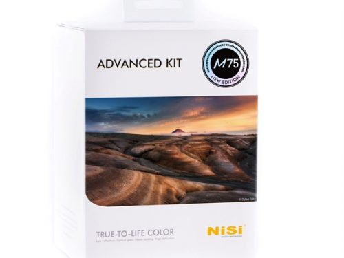 Nisi M75 Advanced filter kit
