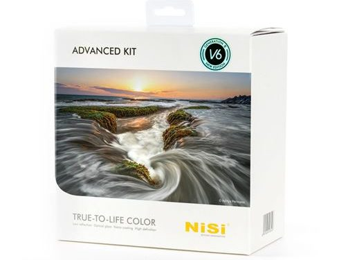 Nisi Advanced kit III V6