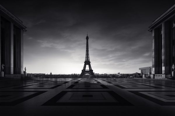Eiffel Tower Paris fine art