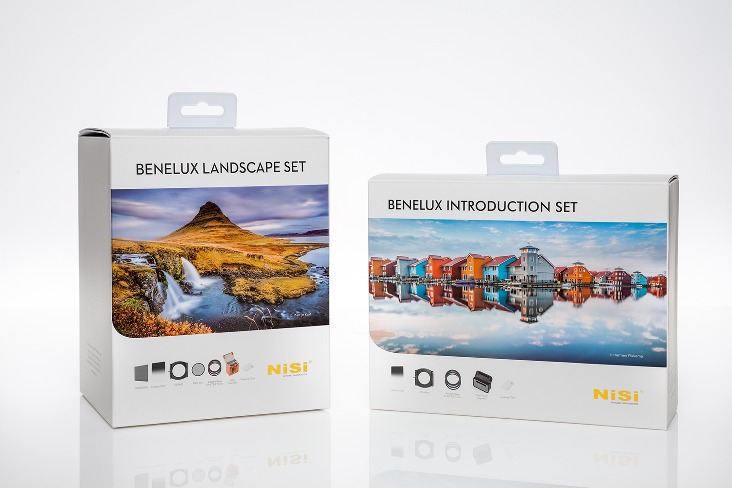 NiSi Benelux Landscape filter set